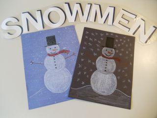 Snowman top pic