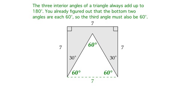 Triangle step 2