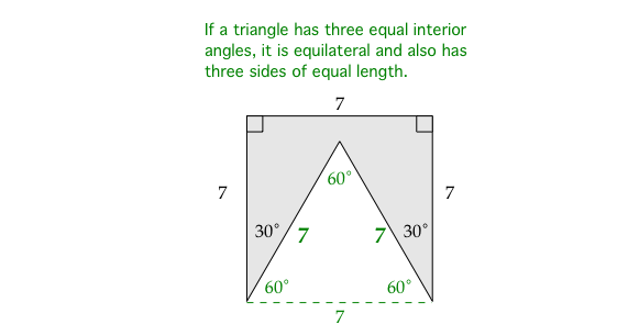 Triangle step 3