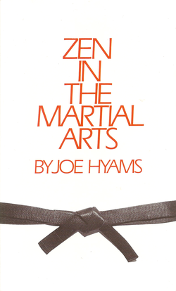Zen in the Martial Arts cover