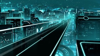 TRON Uprising The Grid