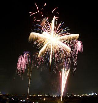 Fireworks by bayasaa
